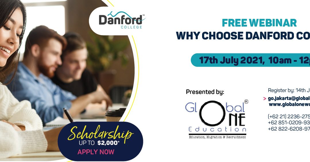 Free Webinar: Why Choose Danford College