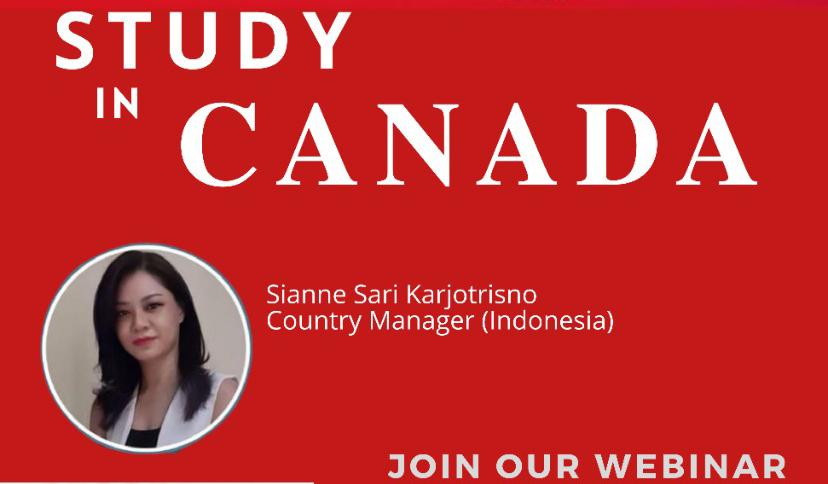 Free Webinar: Study in Canada